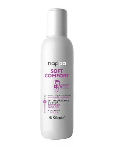 Silcare Nappa Soft Comfort żel zmiękczający do stóp 90 ml  [KUP 2 produkty Silcare = m...