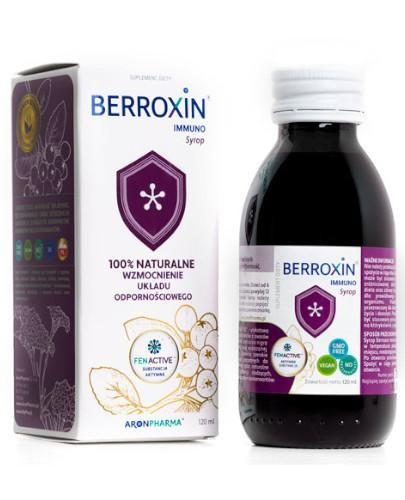 Berroxin Immuno syrop 120 ml