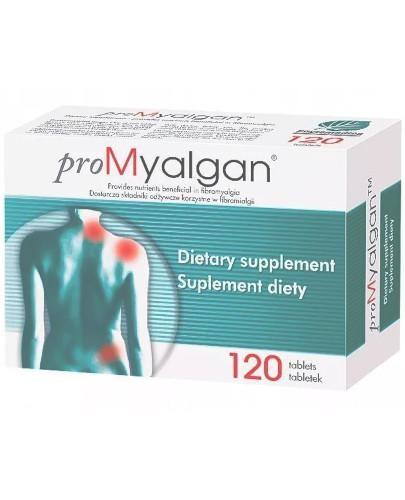 ProMyalgan 120 tabletek