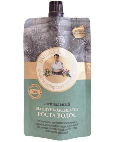 Babuszka Agafia wzmacniający szampon do włosów wypadających 100 ml