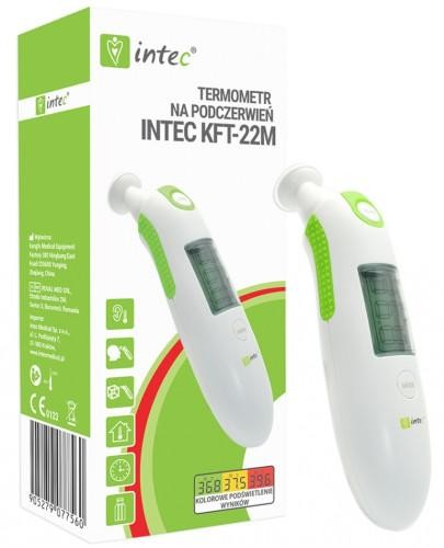 Intec KFT-22M termometr elektroniczny 1 sztuka