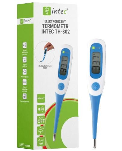 Intec TH-802 termometr elektroniczny 1 sztuka
