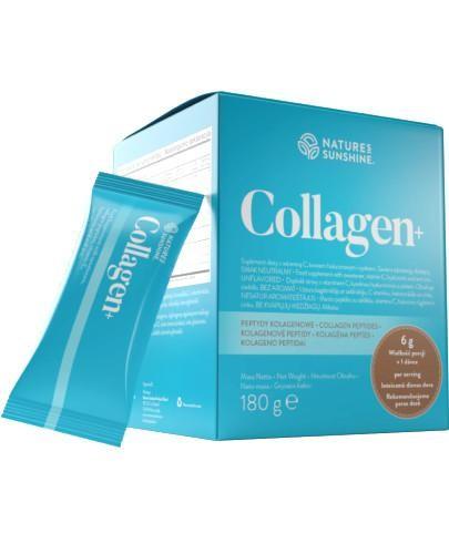 Nature's Sunshine Collagen+ 30 saszetek po 6 g