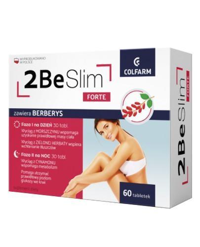 Colfarm 2 Be Slim Forte 60 tabletek