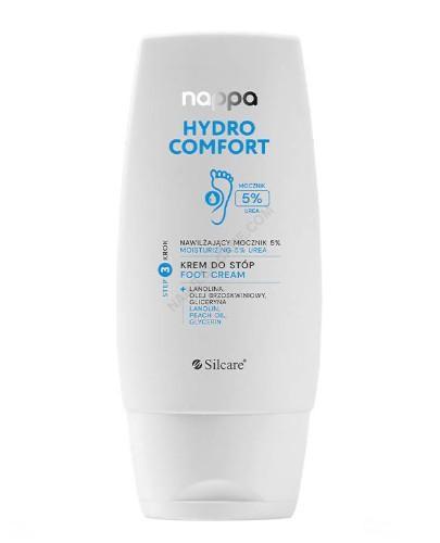 Silcare Nappa Hydro Comfort nawilżający krem do stóp mocznik 5% 100 ml