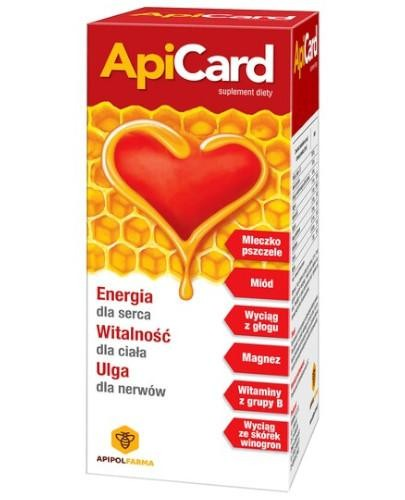 ApiCard płyn doustny 500 ml