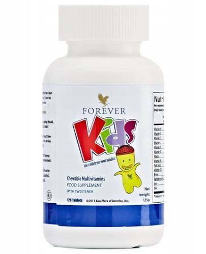 Forever Kids kompleks witaminowy dla dzieci 120 tabletek