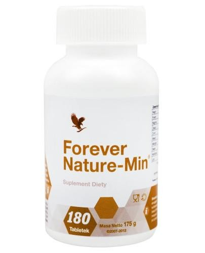Forever Nature-Min 180 tabletek