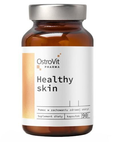 OstroVit Pharma Healthy Skin 90 kapsułek