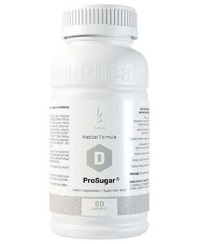 DuoLife Medical Formula ProSugar 60 kapsułek