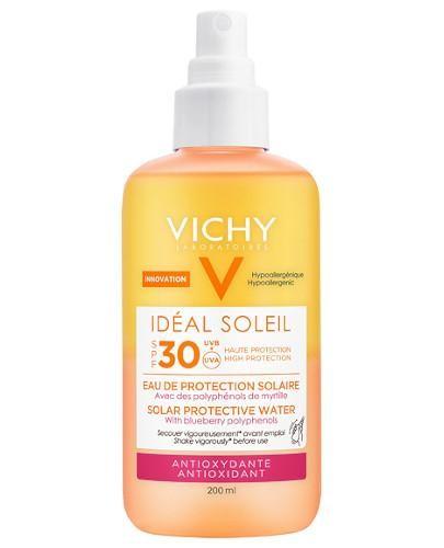 Vichy Capital Soleil mgiełka antyoksydacyjna z Polifenolami z Jagód SPF 30 200 ml