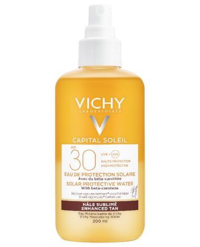 Vichy Capital Soleil mgiełka przyspieszająca opalanie z Beta-Karotenem SPF 30 200 ml