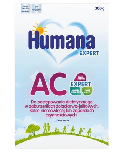 Humana AC Expert mleko modyfikowanne przeciw kolkom od urodzenia 300 g