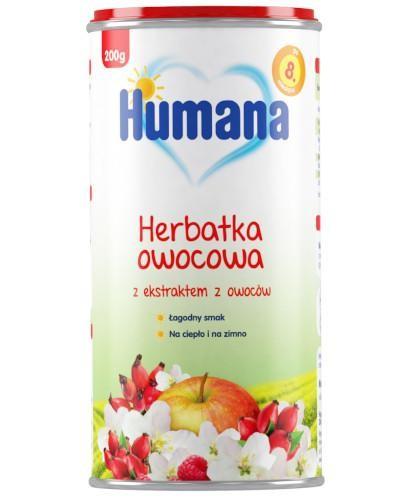 Humana Herbatka owocowa 200 g