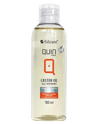Silcare Quin olej rycynowy 100 ml