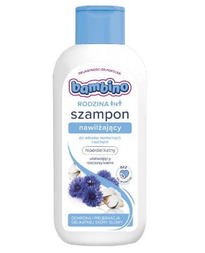 Bambino Rodzina szampon nawilżający 400 ml