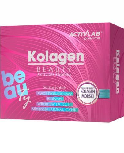 ActivLab Kolagen Beauty 30 kapsułek