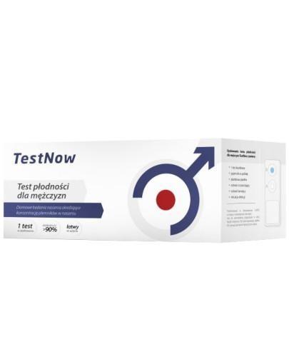 Test płodności dla mężczyzn TestNow 1 test