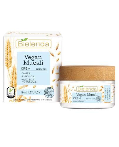 Bielenda Vegan Muesli krem nawilżający 50 ml