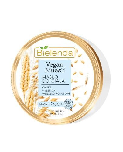 Bielenda Vegan Muesli masło do ciała nawilżające 250 ml