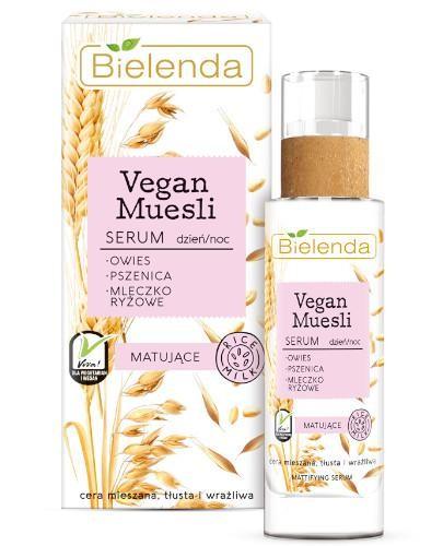 Bielenda Vegan Muesli serum matujące 30 ml
