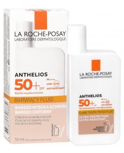 La Roche Posay Anthelios SPF50 barwiący fluid 50 ml