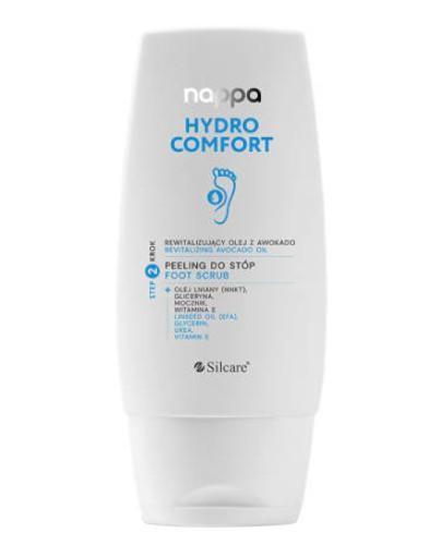 Silcare Nappa Hydro Comfort peeling do stóp rewitalizujący olej z awokado 100 ml  [KU...