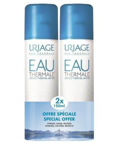 Uriage Eau Thermale woda termalna w spray'u 2x 150 ml [DWUPAK]