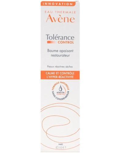 Avene Tolerance Control balsam łagodząco regenerujący 40 ml