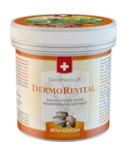 SwissMedicus Dermorevital balsam regenerujący 250 ml