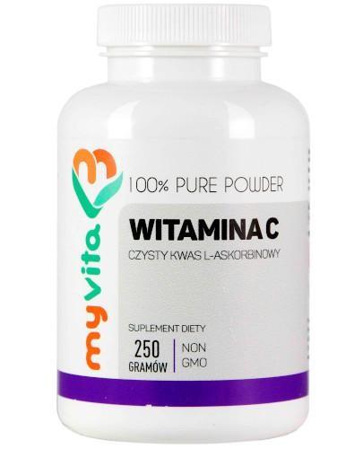 MyVita Witamina C 1000 mg proszek 250 g