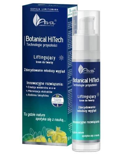 Ava Botanical HiTech Liftingujący krem do twarzy 50 ml