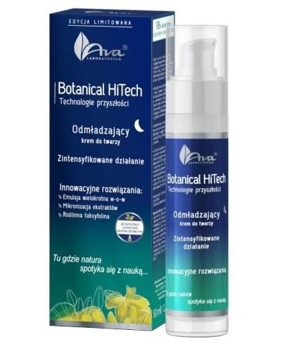 Ava Botanical HiTech Odmładzający krem do twarzy 50 ml