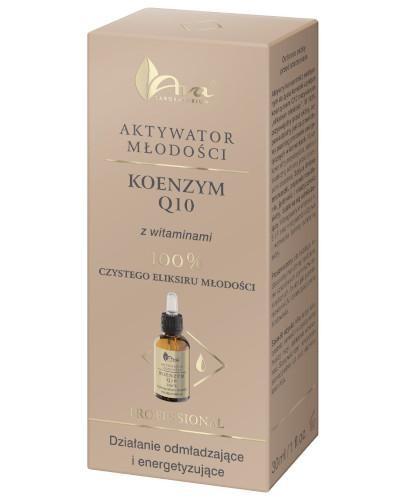 Ava Aktywator Młodości Koenzym Q10 z witaminami serum 30 ml