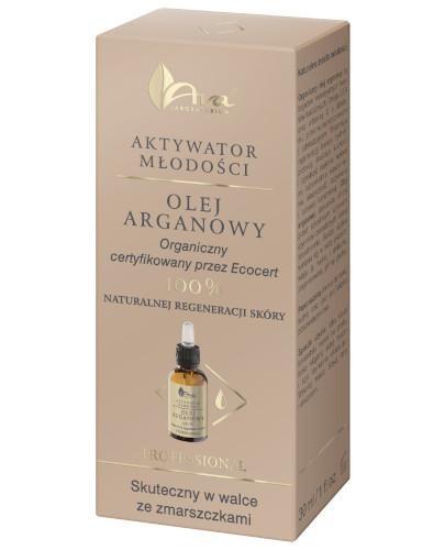 Ava Aktywator Młodości Olej arganowy serum 30 ml