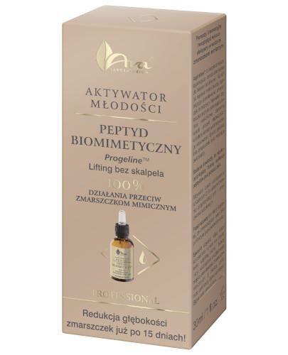 Ava Aktywator Młodości Peptyd biomimetyczny serum 30 ml
