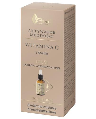 Ava Aktywator Młodości Witamina C z acerolą serum 30 ml