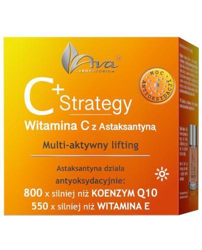 Ava C+ Strategy multiaktywny lifting 50 ml