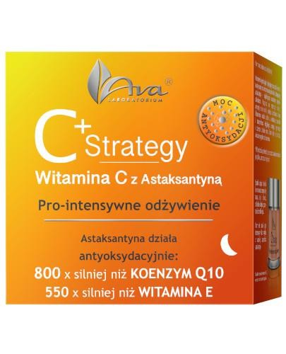 Ava C+ Strategy prointensywne odżywienie 50 ml