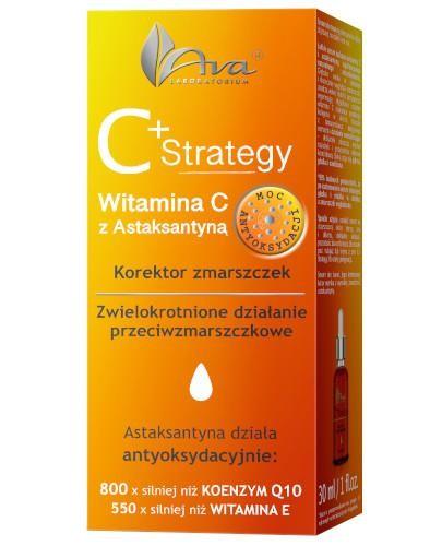 Ava C+ Strategy Korektor zmarszczek serum 30 ml