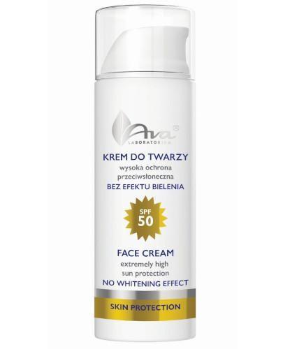 Ava krem do twarzy wysoka ochrona przeciwsłoneczna SPF50 50 ml