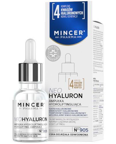 Mincer Pharma Neohyaluron N905 ampułka hydroliftingująca 15 ml