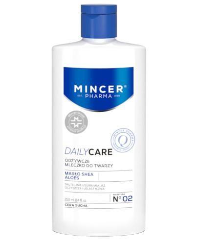 Mincer Pharma Daily Care N02 odżywcze mleczko do twarzy 250 ml