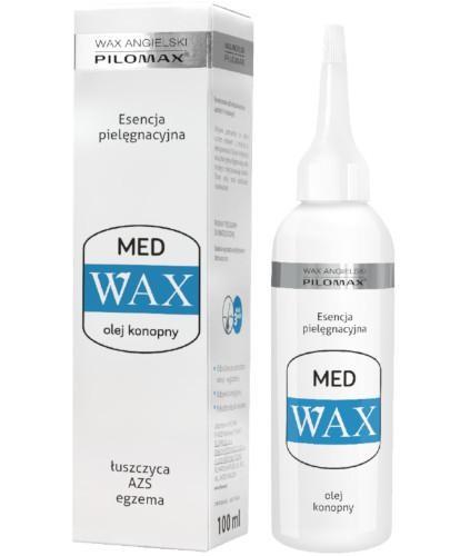 Pilomax Wax Med esencja pielęgnacyjna 100 ml