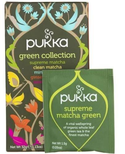 Pukka Green Collection 20 saszetek