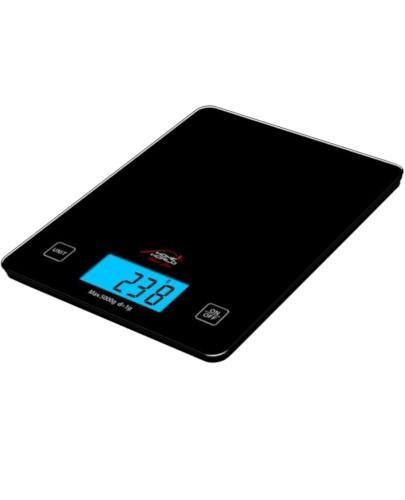 Tech-Med HW-FIT021 waga kuchenna z bluetooth czarna 1 sztuka