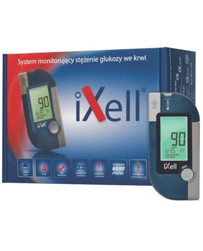 iXell glukometr 1 sztuka