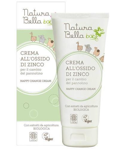 Natura Bella Baby krem z cynkiem przeciw odparzeniom pieluszkowym 100 ml