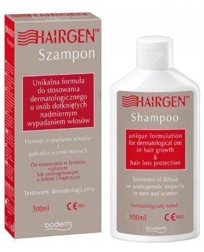 Hairgen szampon hamujący wypadanie włosów 300 ml