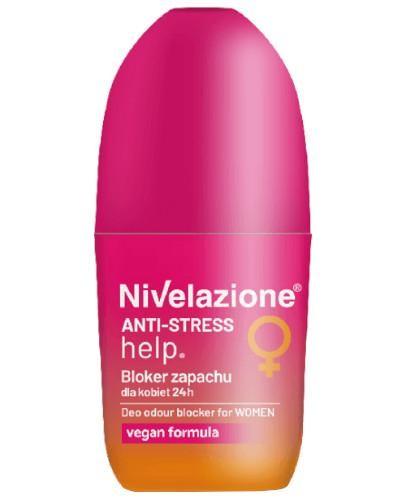 Farmona Nivelazione Anti-Stress help bloker zapachu dla kobiet 24h roll-on 50 ml
